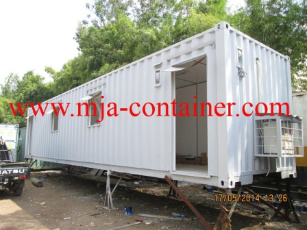 40feet office container 1