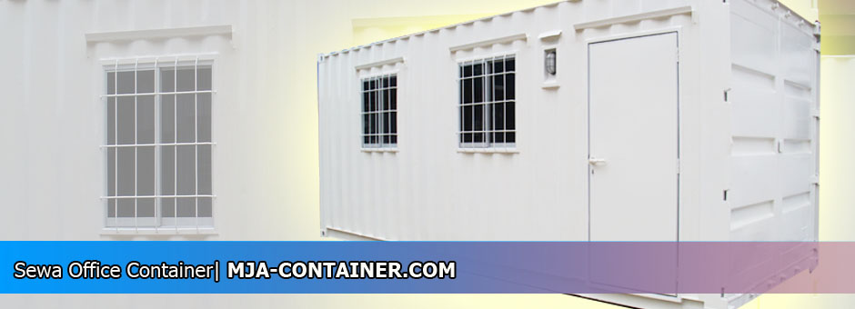 Sewa 20 Feet Office Container 01